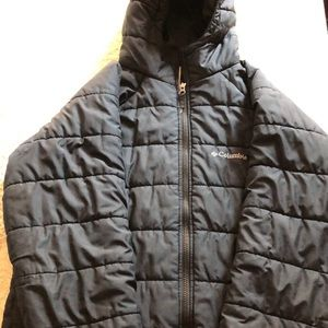 Columbia Big Boy's Winter Jacket